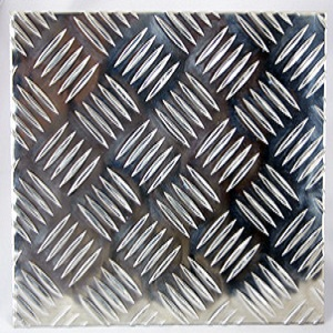 plancha de aluminio